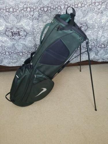 🔥🔥BRAND Nike Lite Bag Stand Green/Black