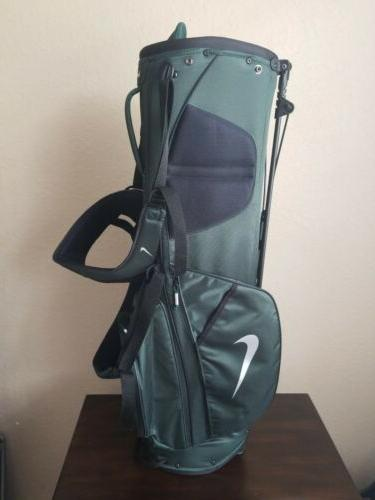🔥🔥BRAND NEW Nike Sport Lite Bag Stand Green/Black