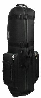 CaddyDaddy Golf Constrictor 2 Travel Cover Black/Grey