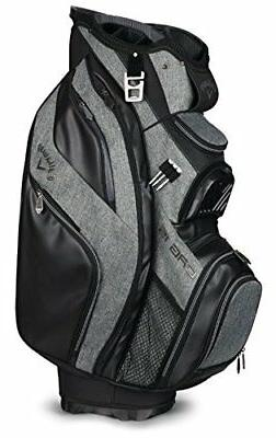 Callaway Golf Kato Bag Org 15 Kato Bag Black / Titanium / Si