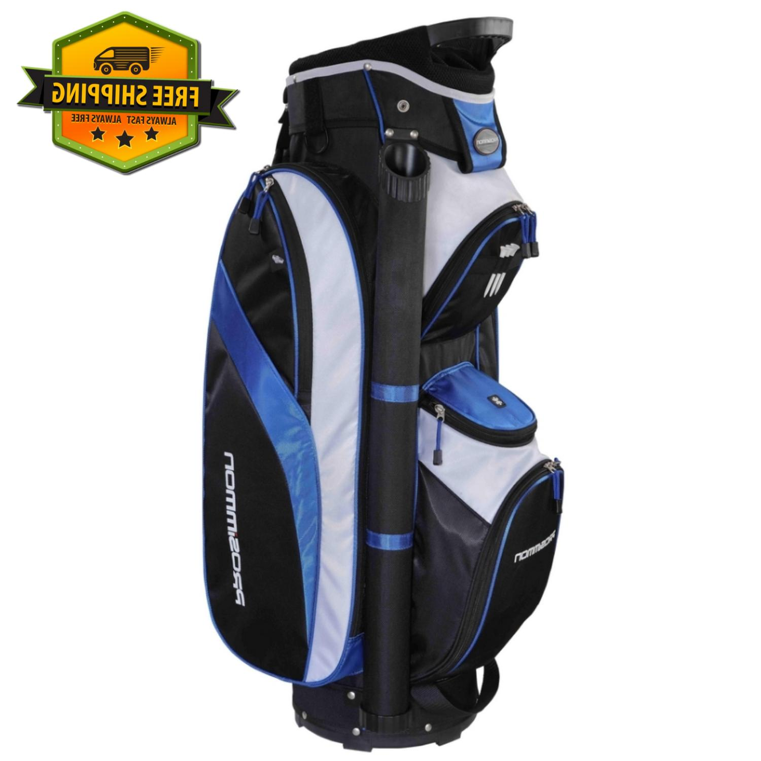 carry golf bag revelation commander cart 14