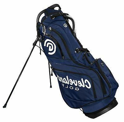 Cleveland Stand Bag, Navy