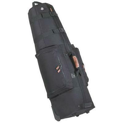 Golf Travel Bags Unisex Chauffeur 3 Bag, Black