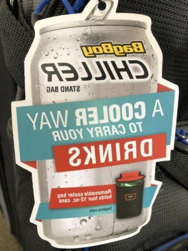Bag Hybrid Stand Bag Full Length