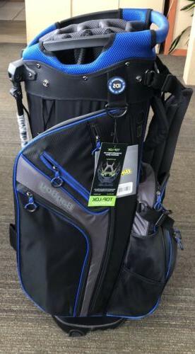 chiller hybrid stand bag 14 way full