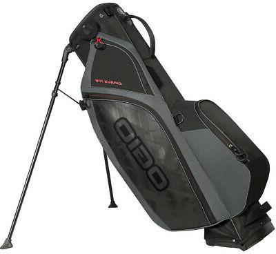 cirrus mb stand bag soot black