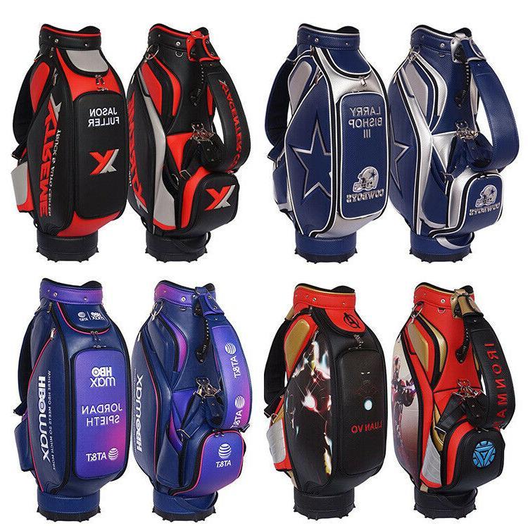 customized staff golf bag tour bag tb03
