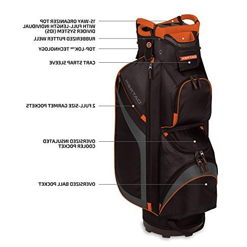 Datrek II Golf Cart Bag