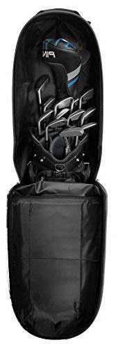 CaddyDaddy Hard Golf Travel Bag Cover