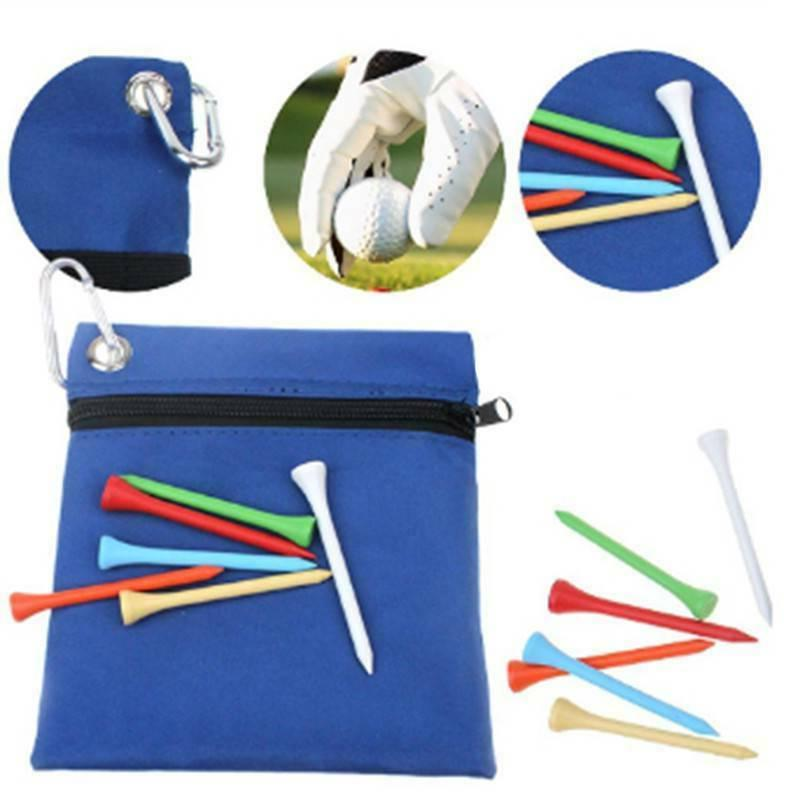 Exercise Fitness Storage Bag Outdoors Gel Golfteeholders