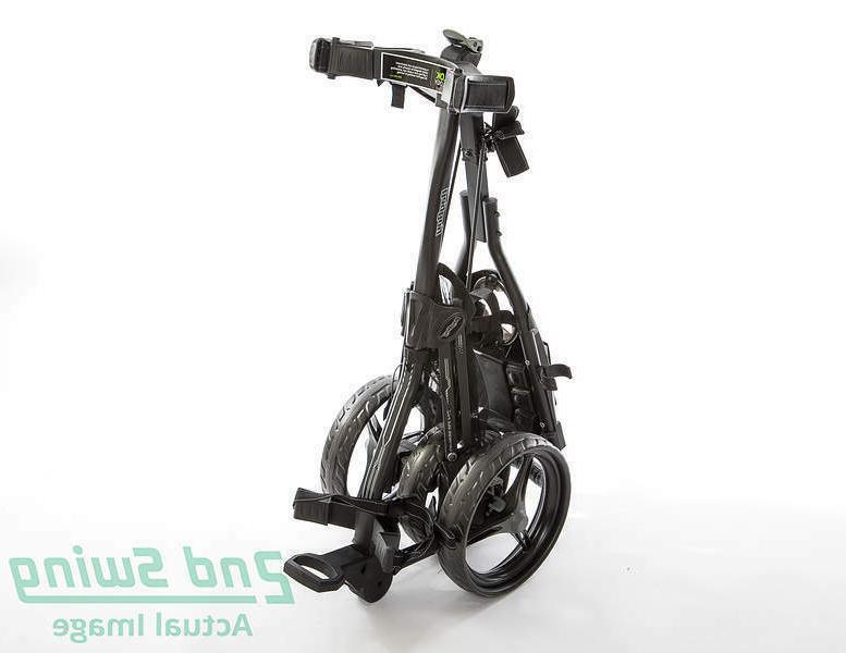 Bag Pro Push Cart Black $169.99