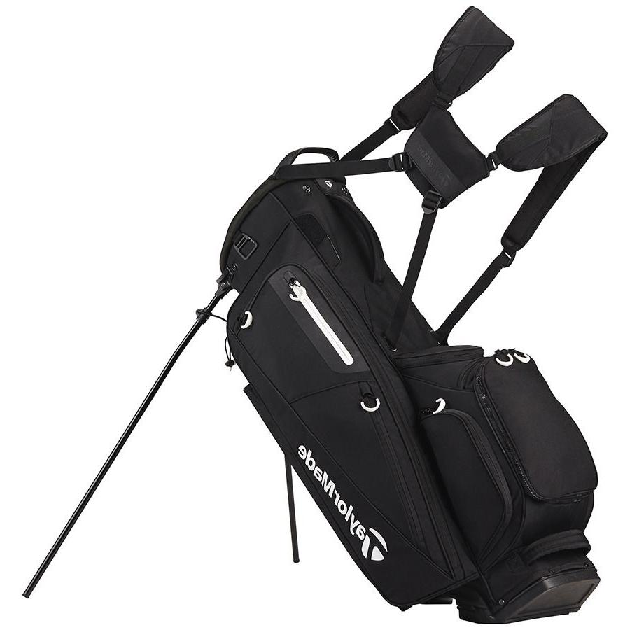 TaylorMade FlexTech Stand Bag Black New