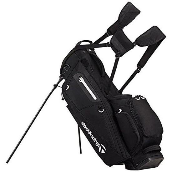 flextech golf stand bag black