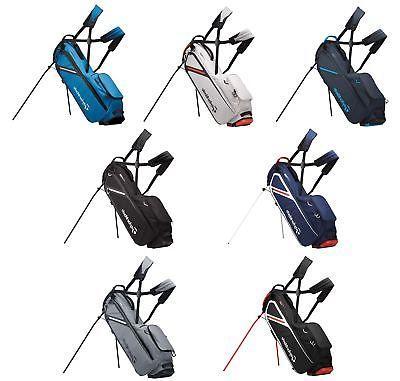 flextech lite stand golf bag mens new
