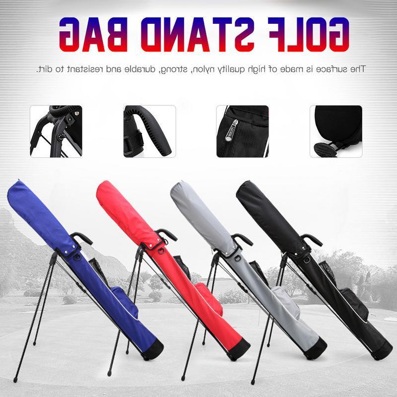 <font><b>Golf</b></font> Rack Super Large Capacity Black Blue Lightweight With Pocket 2019 Arrival