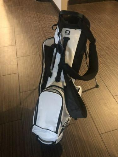 fuse 4 stand golf bag new 2020