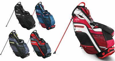 fusion 14 way golf stand bag 2019