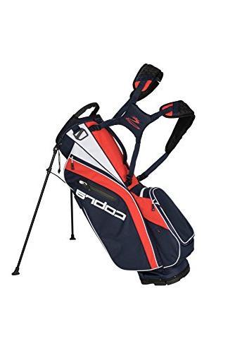 golf 2018 ultralight stand bag peacoat high