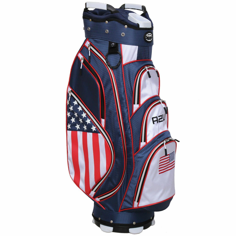 New 2018 USA Bag