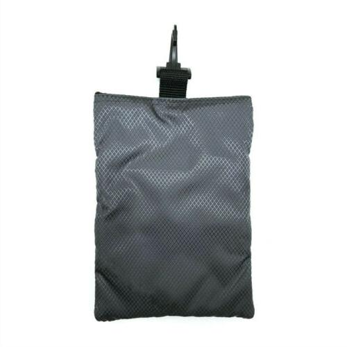 Golf Accessories Multi-Pocket Tote Hand Bag Hook Ship