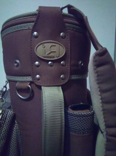 Rj sports golf Brown very to