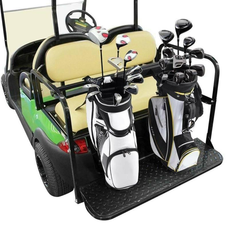 Golf Bag Holder Bracket Attachment Cart Rear for Club Yamaha US