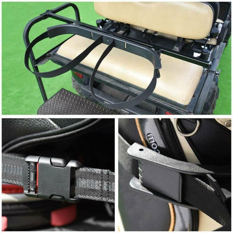 Golf Attachment Cart Rear for Club Car Yamaha