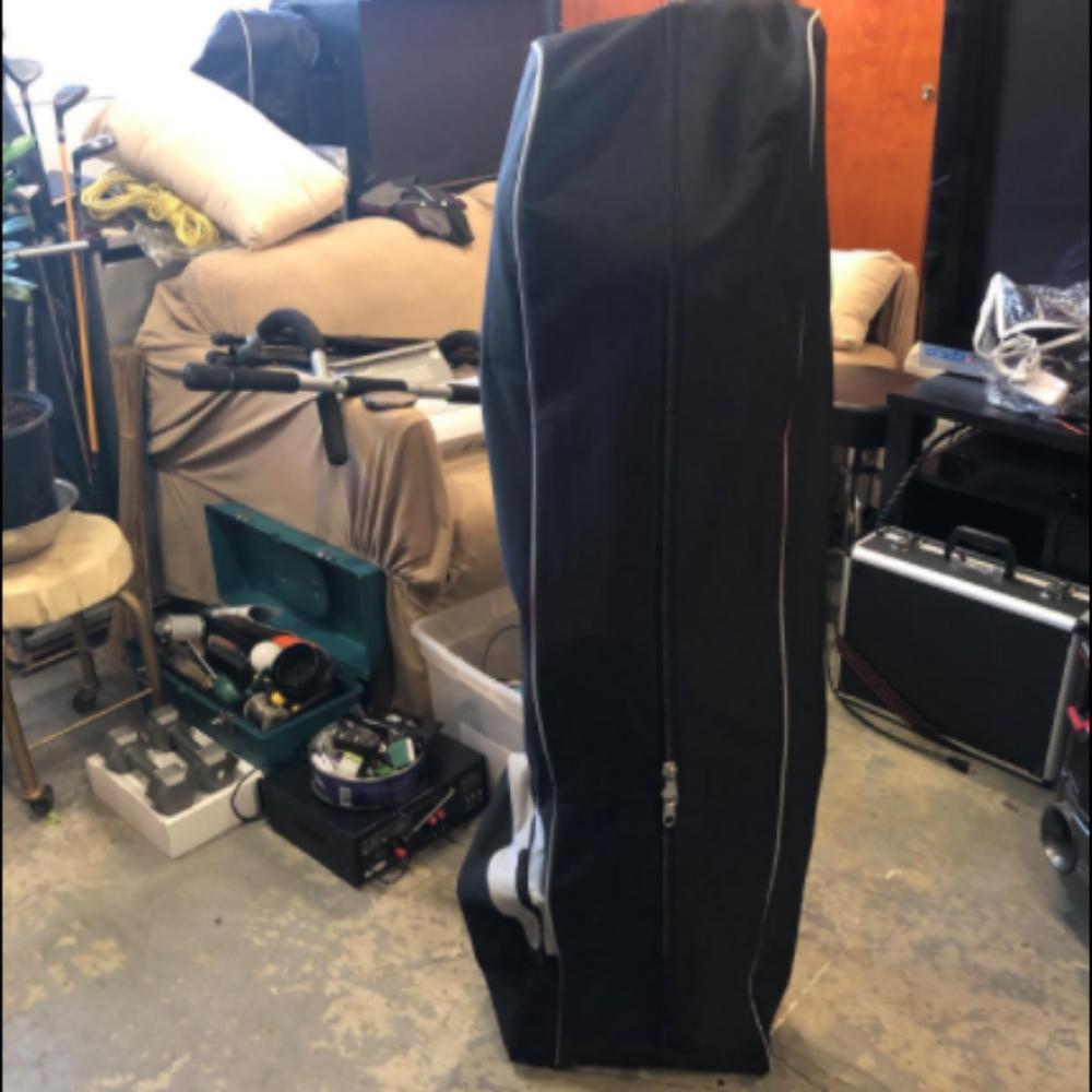 Golf Cart Hard Case Baggage