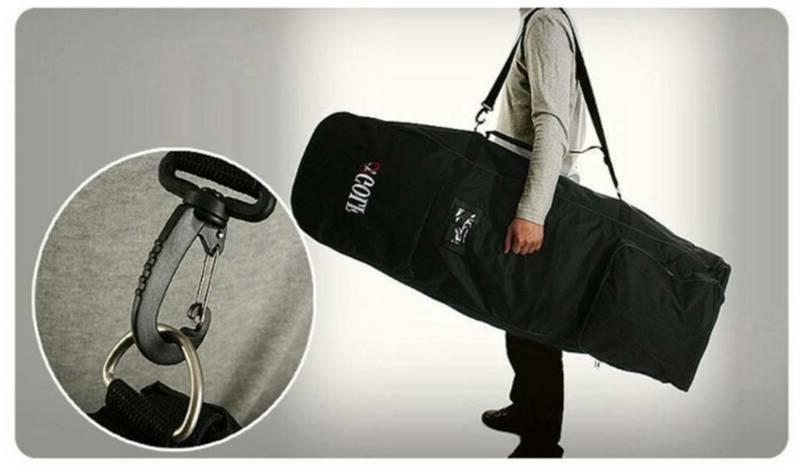 Golf Air Travel Cover Wheels Flight Bag Fording
