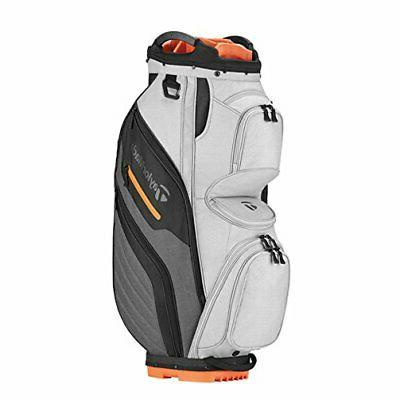 golf bag supreme cart gray