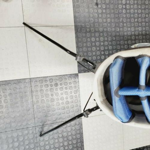 Nike Bag W/6 Way Devider Back Blue