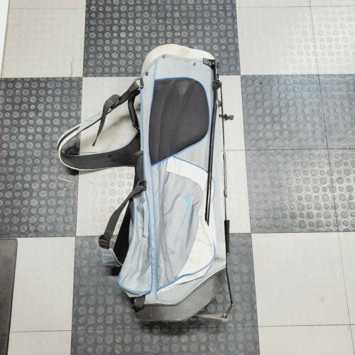 golf bag w 6 way devider carry
