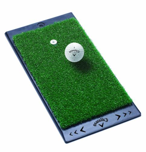 golf ball hitting mat