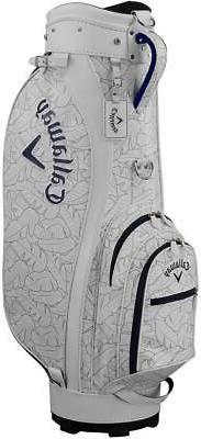 Callaway Golf Caddy Bag BG CT STYLE TL 5119273 White 2019 Ne