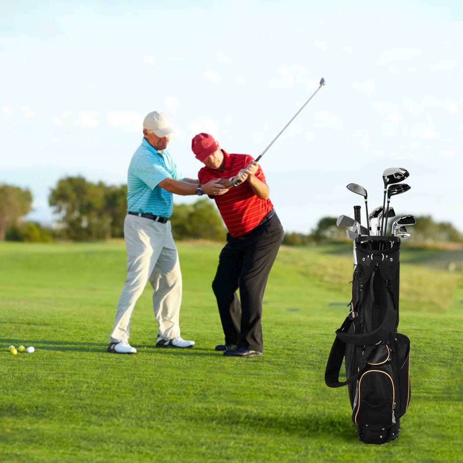 Golf Cart 7 Stand Club Travel