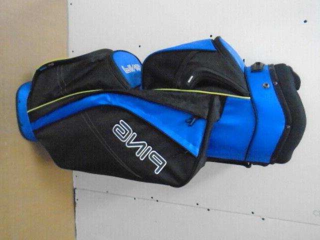 PING ~ GOLF BAG ~ ELECTRIC BLUE/BLACK