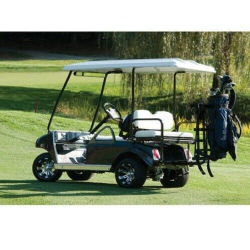 GOLF CART ATTACHMENT COMBO CARTS WITH REAR