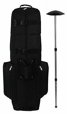 CaddyDaddy Golf CDX-10 Golf Bag Travel Cover with North Pole