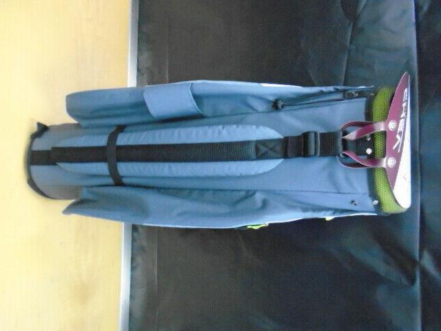 Callaway Golf Chev Cart Bag NEW Gray/Green