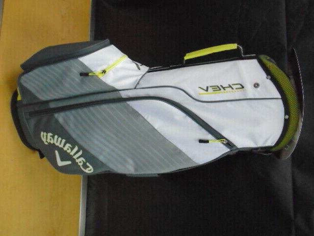 Callaway Golf Bag 14 NEW Gray/Green