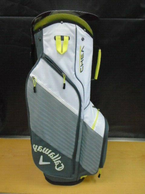 golf chev cart bag 14 way top