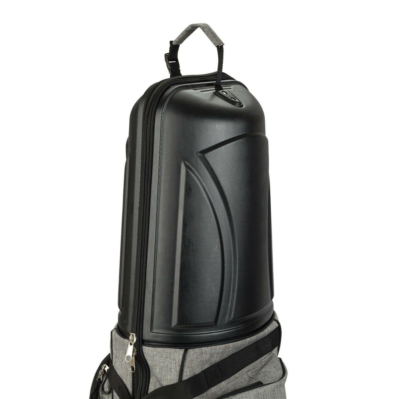 Founders Club Travel Bag Luggage Shell Top