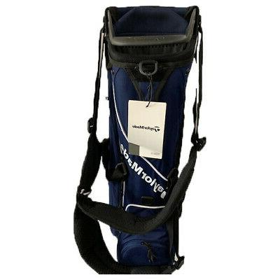 TaylorMade College Stand Bag Navy