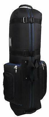 CaddyDaddy Golf Constrictor 2 Golf Travel Bag Cover Black/Na