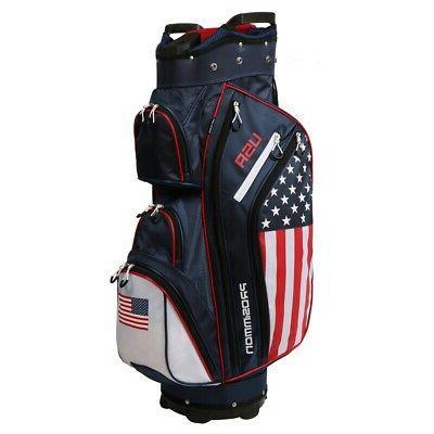 golf drk 14 way cart bag usa