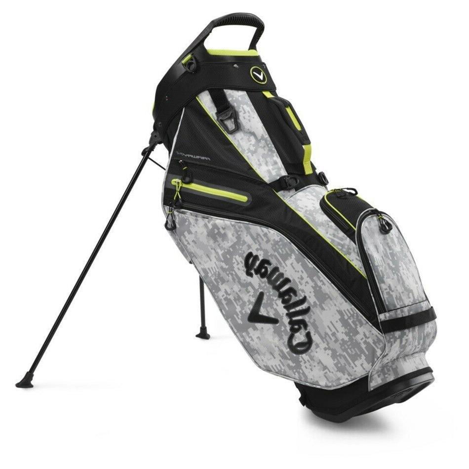 golf fairway 14 stand bag digi camo