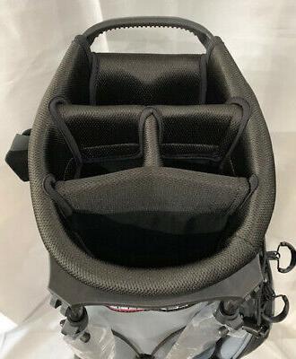 TaylorMade Golf FlexTech Custom Stand Bag Strap -