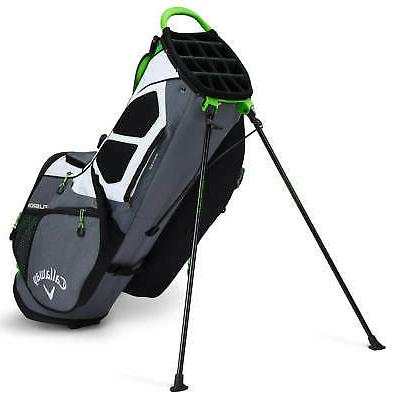 Epic White/Green/Grey Carry Bag