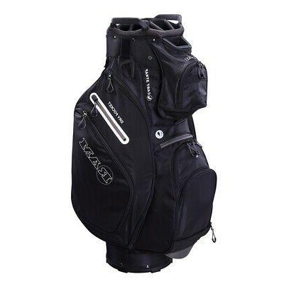 golf fx deluxe golf cart bag