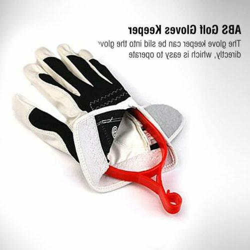 Golf Gloves Stretcher Holder Shape 1 Hook Bag